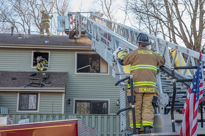 Cedar Grove Fire (Shelton, CT) 12/7/18