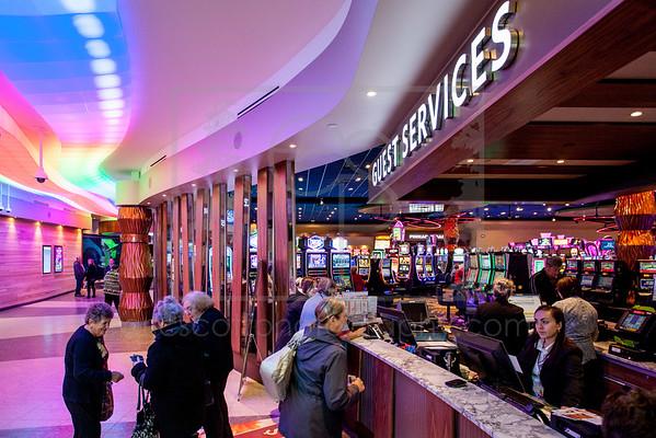 Interior Site Inspection - Cascades Casino Kamloops