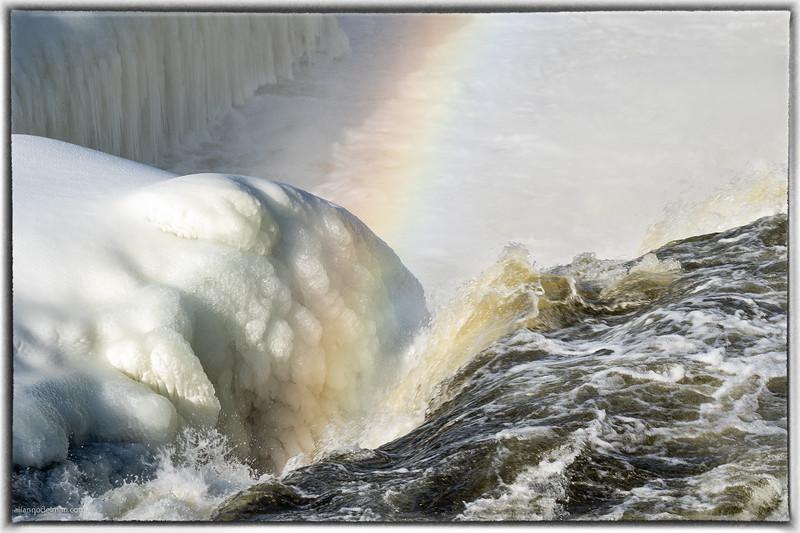 Hog's Back Falls Rideau River Ottawa