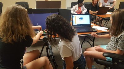 Stop Motion Animation Camp for Teens