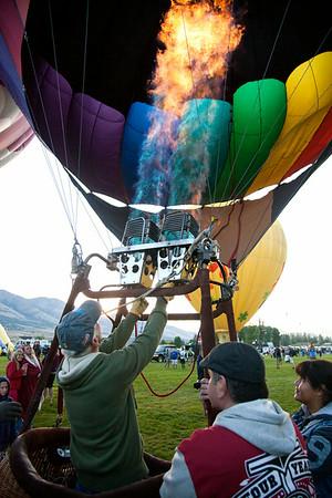Ogden Valley Balloon Festival