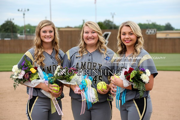 Shannon High vs. Amory High (Senior Night)