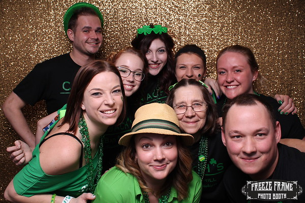 Coachs St Pattys 2017 Originals