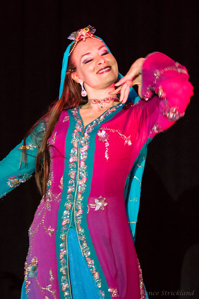 Austin Belly Dance Convention 2016