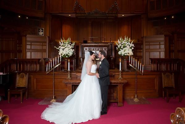 Michele & Jim Wedding Day