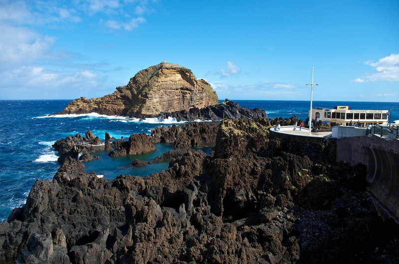 Porto Moniz rock pools