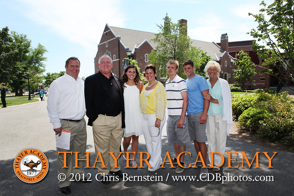 Thayer Commencement 2012
