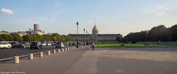 Around Paris September 2014