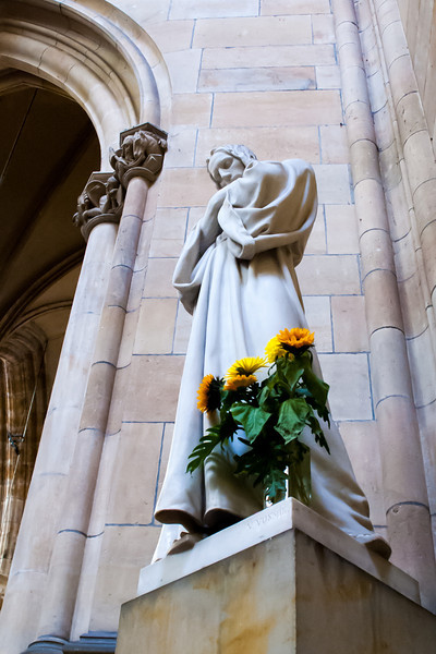 St. Vitus Cathedral at Prague Castle