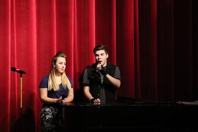 Jefferson Show Choirs at Valentines Concert 2-8-16