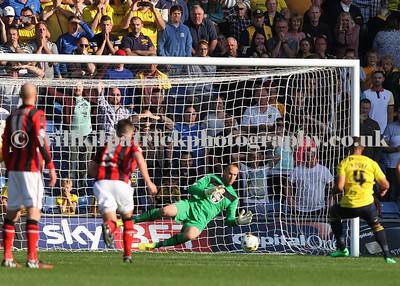 Oxford United 0 v 0 Morecambe