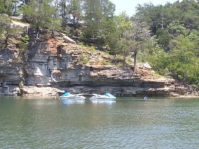 2015 lake Cumberland photos