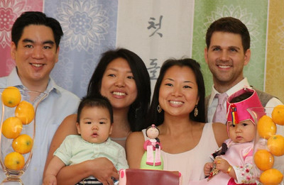 Mikeila's First Birthday