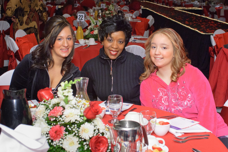 2011 Wear Red Breakfast