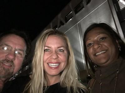 SpaceX Tour Misty, Victoria & Tina