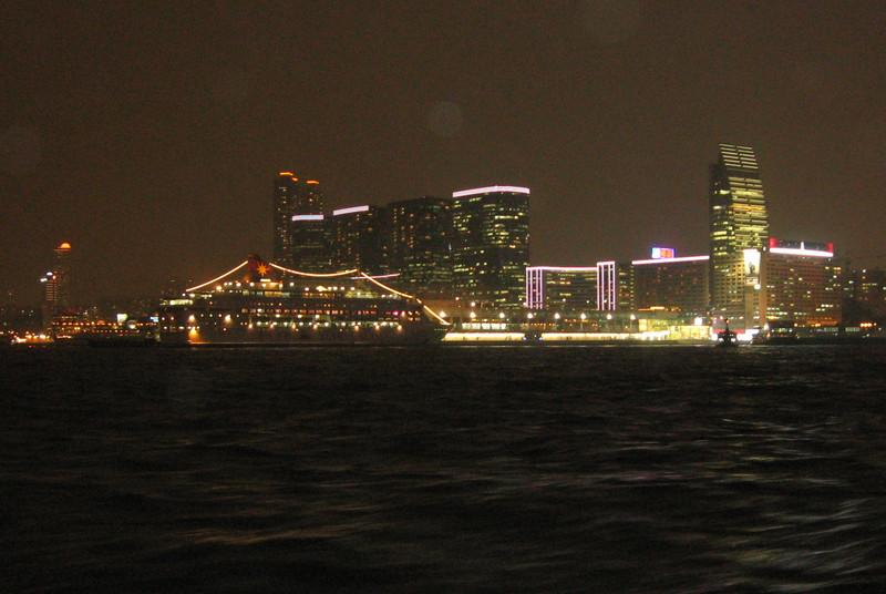 Kowloon views from the Star Ferry