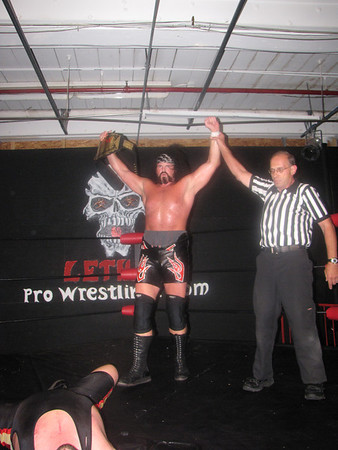 "Lethal Pro Wrestling ""Summer Shakedown""  August 29, 2009"