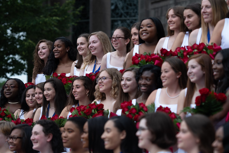 Institute of Notre Dame 2019 Graduation
