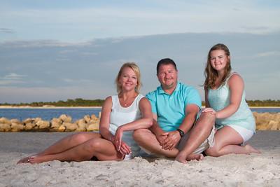 Fisher Family Panama City Beach 2015
