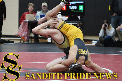 1/19/2018 Sand Springs vs Lebanon