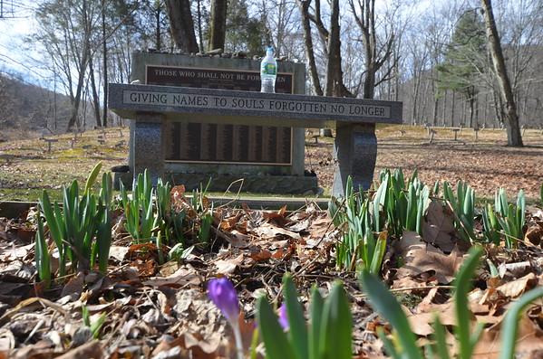 Old Letchworth Village Cemetery