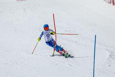 Slalom -  Womens Run One