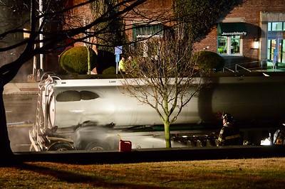 Ossining, Gasoline Tanker Fire