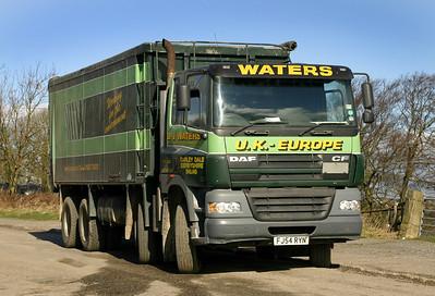 B.J.Waters Transport Ltd.
