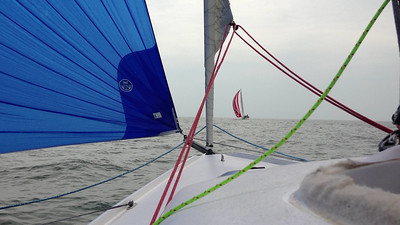 2013 FBYC Cut Channel Race