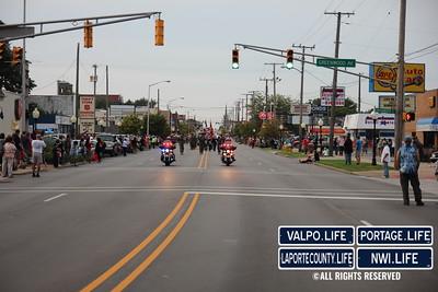 MCHS Homecoming Parade 2013