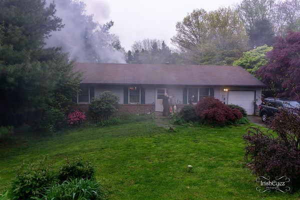 13 Lynn Blvd - Caln Twp - House Fire