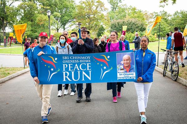 Heart-Garden 2-Mile Run 2021