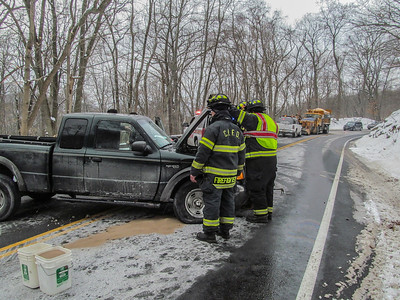 1-5-14 MVA With Injuries, Bear Mountain Bridge Road