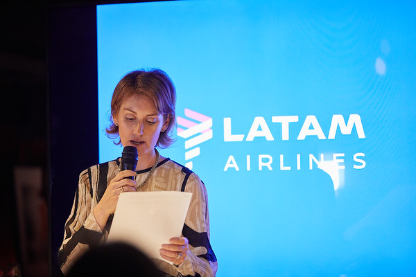 LATAM Airlines Melbourne Launch