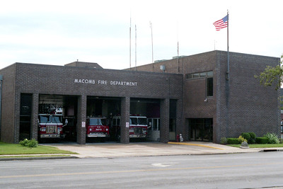 MACOMB FIRE DEPARTMENT