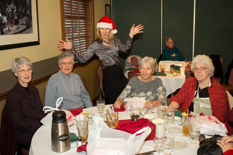 Gibbons Christmas Dinner - 2015