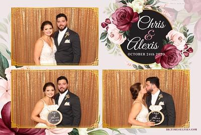 20201024 Chris & Alexis