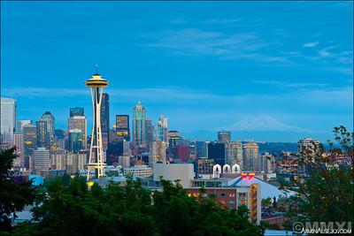 Seattle Night, 6-5-11