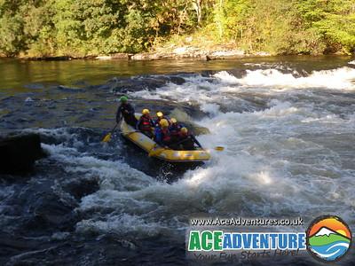 12th October Tay Rafting AM