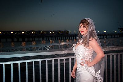 Analilia & Ruben Hornblower Wedding
