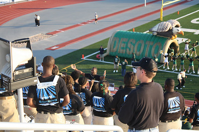DeSoto vrs Leander Football Game
