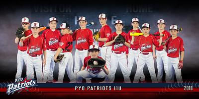 PYO Patriots 11U - HOLT