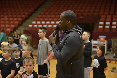 Canton Charge Basketball and Dance Clinic 3-14-2019