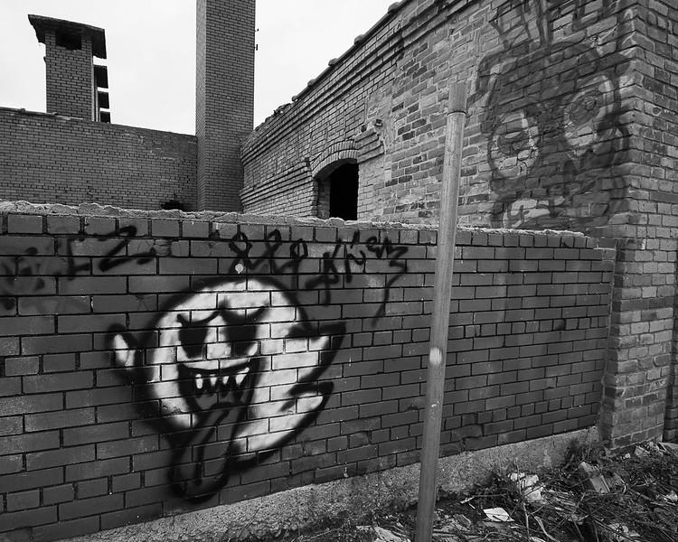Haunted by Graffiti