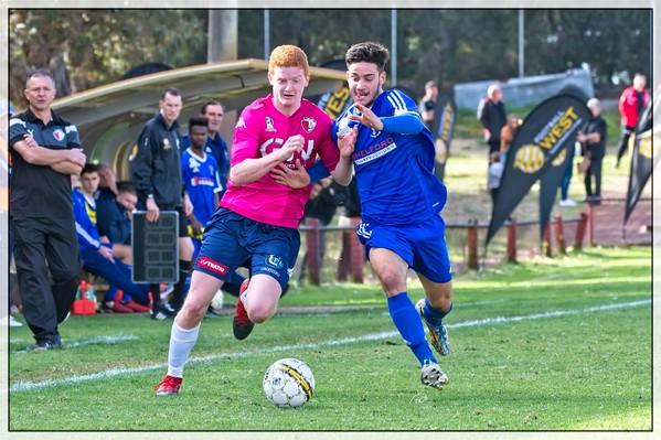 Cockburn City v Balcatta FC
