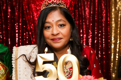 Minal's 50th Birthday