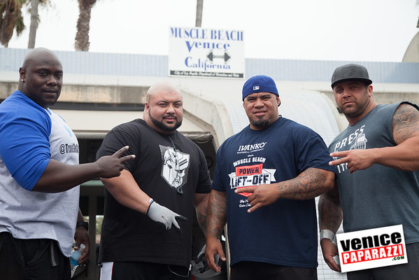 05.24.14 Power LIft Off.  www.MuscleBeachVenice.com