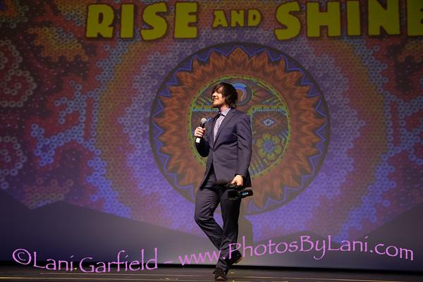 Digicom Rise and Shine Awards 5/17/18 by Lani