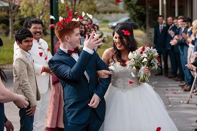 Crystal and Braeden - Wedding