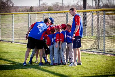 Rangers AA Baseball 2015